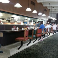 Photo taken at Perry's Cafe by Aaron H. on 7/1/2013