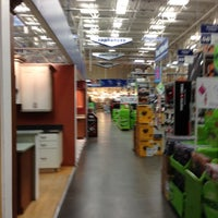 Photo taken at Lowe's Home Improvement by Mary A. on 12/16/2012