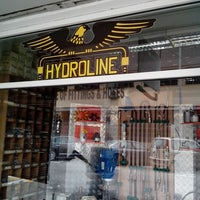 Photo taken at hydroline hose by C@lvin😊 L. on 3/13/2014