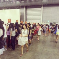 Photo taken at Singapore EXPO by Indra P. on 3/29/2013