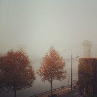 Photo taken at Pont du Port à l'Anglais by ZL G. on 11/16/2012