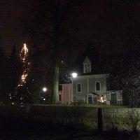 Photo taken at Gustavelund by Elena Y. on 1/5/2014
