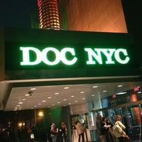 Photo taken at SVA Theatre by Joanna B. on 11/10/2012