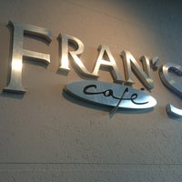 Photo taken at Fran's Café by Eduardo F. on 11/18/2012
