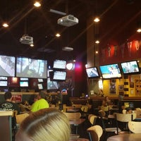 Photo taken at Buffalo Wild Wings by Kyle A. on 5/25/2014