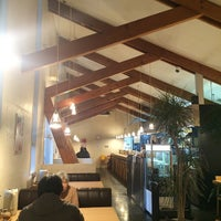 Photo taken at キッチン米一 by 浅井 孝. on 1/8/2015