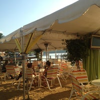 Photo taken at The NASWA Resort - Beach Bar & Grill by Michael L. on 7/16/2013