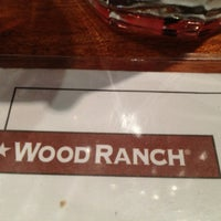 Photo taken at Wood Ranch BBQ & Grill by Paul L. on 1/6/2013