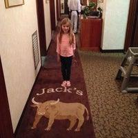 Photo taken at Jack's Place by John M. on 2/28/2014