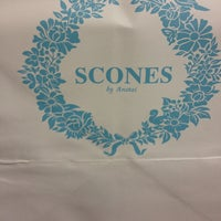 Photo taken at SCONES by Anotai (สโกนส์) by Lee D. on 8/4/2013