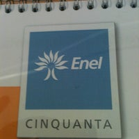 Photo taken at Enel by Astrid D. on 10/12/2012