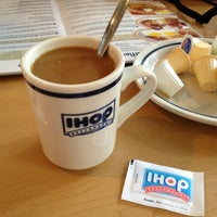 Photo taken at IHOP by Franco T. on 12/28/2012