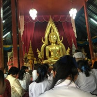Photo taken at Wat Luang by som a. on 2/22/2016