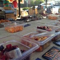 Photo taken at Wednesday Farmers Market by Sokko K. on 6/19/2014