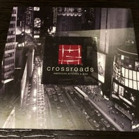 Crossroads american kitchen bar theater district 9 tips for Crossroads kitchen menu