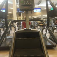 Photo taken at LA Fitness by Monique S. on 5/15/2016