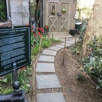 Photo taken at Katharine Hepburn Garden by Joe C. on 4/18/2016