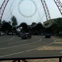 Photo taken at Pintu Gerbang Utama by Yulianto G. on 7/31/2014