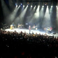 Photo taken at Teatro Caupolicán by Maca A. on 10/15/2012