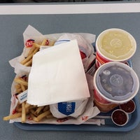 Photo taken at Dairy Queen Brazier by Andre'a A. on 2/10/2014
