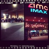 Photo taken at AMC Mercado 20 by benteh u. on 11/16/2012