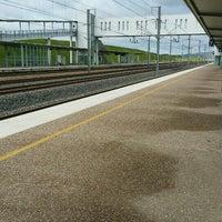 Photo taken at Gare SNCF de Lorraine TGV by Mathieu T. on 5/30/2015