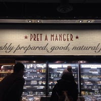 Photo taken at Pret A Manger by Lemuel ❖ on 1/31/2016