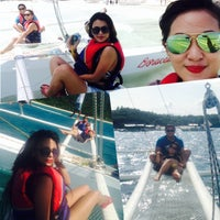 Photo taken at Paraw Sailing by Jody Jane G. on 6/24/2014