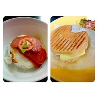 Photo taken at Cafe Bola by Lovelle C. on 8/6/2013