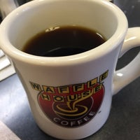 Photo taken at Waffle House by Steve B. on 3/25/2016