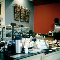 Photo taken at Crema Bakery and Cafe by Jaden on 10/25/2012