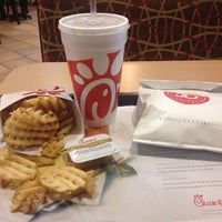 Photo taken at Chick-fil-A by Richard K. on 1/19/2014