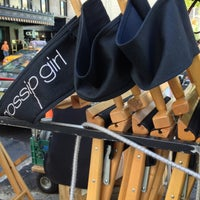 Photo taken at Gossip Girl Set by lesly d. on 9/24/2012