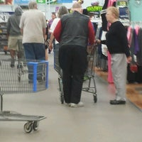 Photo taken at Walmart Supercenter by Thelma P. on 9/18/2016