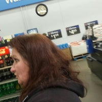 Photo taken at Walmart Supercenter by Thelma P. on 3/8/2016