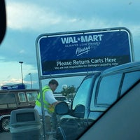 Photo taken at Walmart Supercenter by Thelma P. on 8/14/2016