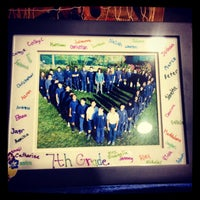 Photo taken at St. Patrick's School by Donna_C on 11/20/2013