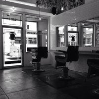 Photo taken at Rudy's Barbershop by Doc P. on 5/30/2014
