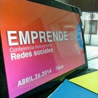 Photo taken at Universidad Aliat by Geudi C. on 4/8/2014
