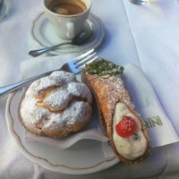 Photo taken at Café Pasticceria Gamberini by Spartak S. on 1/25/2014