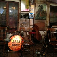 Photo taken at Preservation Hall by Mark W. on 3/20/2013