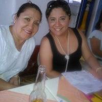Photo taken at Restaurant-Bar Los Pajaritos by Jesus Gerardo G. on 3/24/2015
