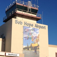 Photo taken at Bob Hope Airport (BUR) by Bliss on 2/11/2013