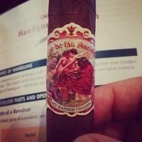 Photo taken at Bo's Cigar Lounge by Dale J. on 4/23/2013