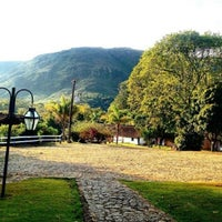 Photo taken at Hotel Fazenda Pé do Morro by Julio M. on 8/1/2014