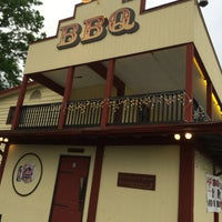 Photo taken at Ol' West BBQ by Paul L. on 5/27/2014
