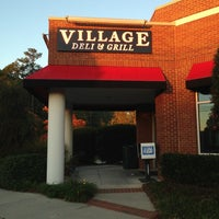 Photo taken at Village Deli by Charles S. on 10/23/2012