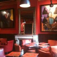 Photo taken at Indiana Café – Montparnasse by Laurent C. on 10/11/2012