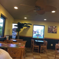Photo taken at Tropical Smoothie Café by Ana C. on 5/19/2014
