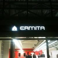 Photo taken at Metro Ermita by Román D. on 10/31/2012